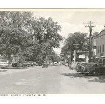 Image of Main St, North Conway - N. Conway, Main Street