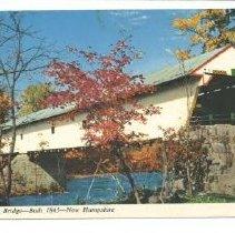 Image of Smith-Eastman Bridge - Smith-Eastman Covered Bridge