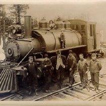 Image of Unknown steamengine II - Steam Engine