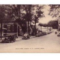 Image of Conway Main Street II.jpg - Main Street, Conway looking south