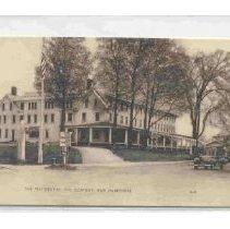 Image of The Presedential Inn, Conway.JPG - the Presidential Inn, Conway