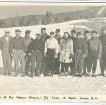 Image of ski school - Schneider Ski School Instructors, Cranmore Mt., N. Conway