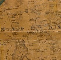Image of Madison, from Map of Carroll County, 2860
