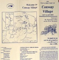 Image of Conway Village 1991 side 1