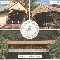 Image of Conway's Covered Bridges, 1965
