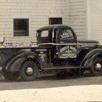 Image of Abbott's Dairy truck
