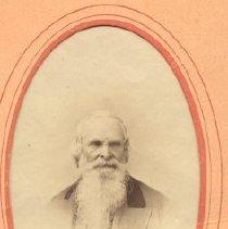 Image of bemis11        Portrait of unknown man - Portrait from Bemis Collection