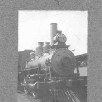 Image of Two locomotives (RR2) - Two locomotives