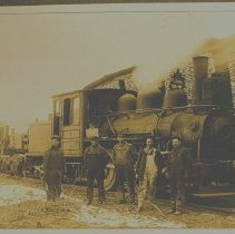 Image of Old Passaconway Train - Old Passaconway Train
