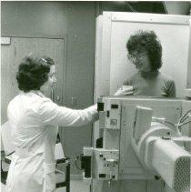 Image of Fluoroscopic unit -