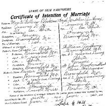 Image of Family Folder contains.