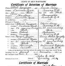 Image of Bergeron Family History