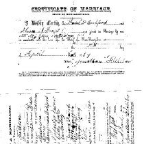 Image of Bickford Family History