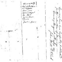 Image of Folder containing family data:
