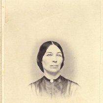 Image of Mary Doud Wright (Mrs. G. W. T. Wright) - Clergy