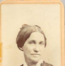 Image of Mrs. Cyrus Brooks - Clergy