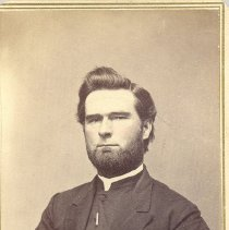 Image of J. F. Chaffee (James) - Clergy