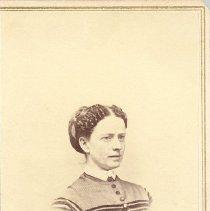 Image of Mrs. J. G. Teter (Julie A.) - Clergy