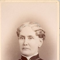 Image of Hannah Liscomb, (Mrs. J. N. Liscomb) - Clergy
