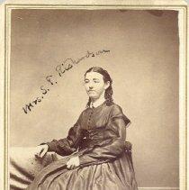 Image of Mrs. S. T. Richardson - Clergy