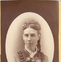 Image of Emily Bilbie (Mrs Henry Bilbie) - Clergy