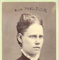 Image of Mrs. M. B. Smith