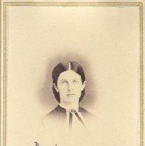 Image of Catlana Chubbuck, (Mrs. Sherman A. Chubbuck) - Clergy
