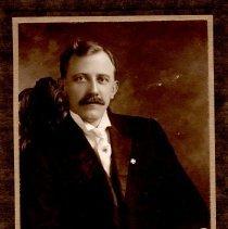 Image of Rev. Edward Erickson, served Duluth 1st., Wesley, 1909-1913 -