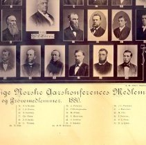 Image of Norwegian Danish Conference composite 1880