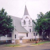 Image of Amboy Evangelical Association, 187?-1921 - Discontinued Church
