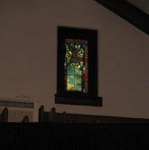 Image of Joyce UMC window