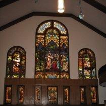 Image of Joyce UMC windows