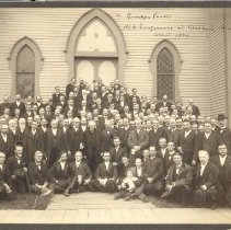 Image of Minnesota Annual Conference 1900 - 5A Annual Conference