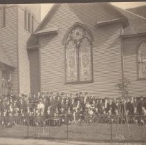 Image of Northern Minnesota Conference, 1905, Eveleth Methodist Church - 5A Annual Conference