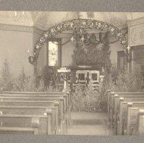 Image of Interior Lake Street Methodist Church, Minneapolis, Minnesota - L-Lake Street Methodist