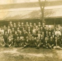 Image of Red Rock Campmeeting, c. 190? - 6M Red Rock Assembly Grounds