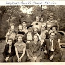 Image of Daytons Bluff Chior Picnic