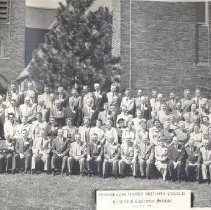 Image of Evangelical United Brethren, Centennial Conference Session, May 2-6, 1955 -
