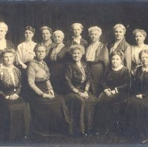 Image of Mid Year Meeting Foreign Depatment of the Women's Foreign Missionary Society held in Sarasota Springs, 1916 - 6B Women's Foreign Missionary Society