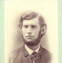 Image of Wm [illiam] M. Bowdish - Clergy