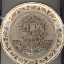 Image of T & R Boote plate