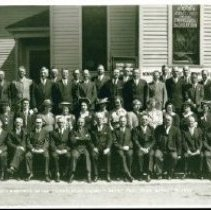 Image of Minnesota Conference, Evangelical Church, Annual Session, at Winifred St. Church, St. Paul, 1942 - 5A Annual Conference