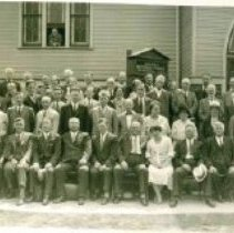 Image of Norwegian-Danish Annual Conference session, August 24-28, 1932, Aurora Norwegian Danish Methodist Episcopal Church, St. Paul. - 5A Annual Conference