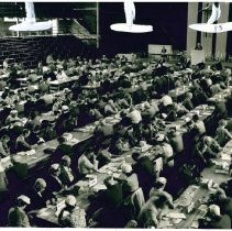 Image of Minnesota Annual Conference at Hamline University Field House 1957 - 5A Annual Conference