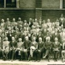 Image of 1st Annual Central Northwestern Conference at First Swedish M.E. Church, Minneapolis, MN, - 5A Annual Conference