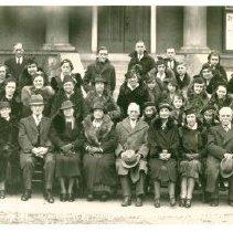 Image of 25th Anniversary Swedish Emmanuel M.E. Church, Minneapolis, MN Nov. 22, 1936 -