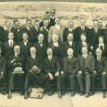 Image of Norwegian Danish Conference ,1922; Milwaukee, Wisconsin - 5A Annual Confernece