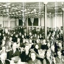 Image of 1st Epworth League Midwinter Institute, Minneapolis, MN Feb. 1937 - Youth