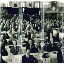 Image of Methodist Church, North Central Jurisdictional Conference, Stevens Hotel, 1940 -