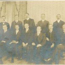 Image of Hinckley Methodist Church, Jan., 1, 1909 -